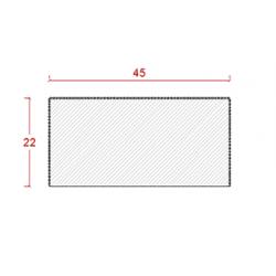 22x45 FINS IMP AB L=