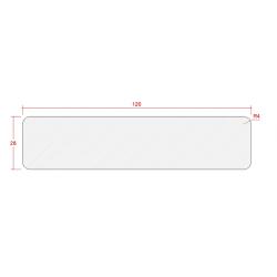 28x120 TRALLVIRKE IMP AB NORRL/XLNT (Blå) L=