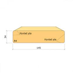 34x145 TRALLVIRKE IMP AB L=