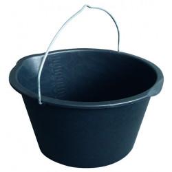Murbrukshink plast 20l svart
