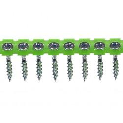 Spånskiveskruv bandad för Träregel ph2 fzb 4,2x30mm