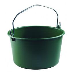 Murbrukshink plast grön 17l