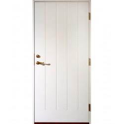 Ytterdörr allegro vit höger ug 10x21