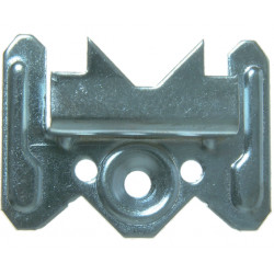 Panelclips inkl spik skruv Bits 3-4mm 200st