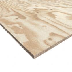 Plywood k20/70 vänerply c+/c Ts gran 12x2500x1200mm