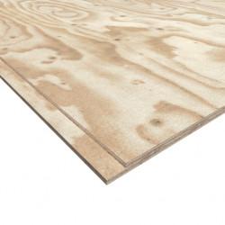 Plywood vänerply falsad 12x610x2400