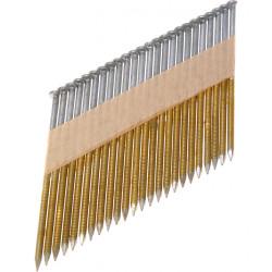 Maskinspik c34 VFZ Kamgäng sticks 2,8x50mm 2000st
