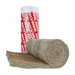 Rockwool Byggrulle 100x600x4000mm 2,4kvm/rle 2 rullar=4,8kvm