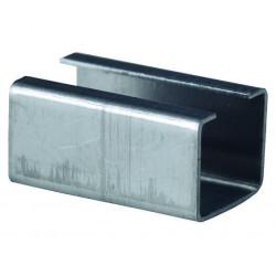 Fyrkanthylsa 162 stål 5p