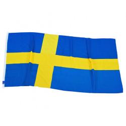 Flagga svensk marin 240cm