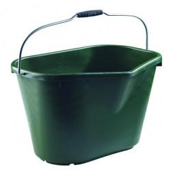Murbrukshink ergo oval grön 25l