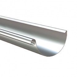 Hängränna silvermetallic R 125 2000 smet