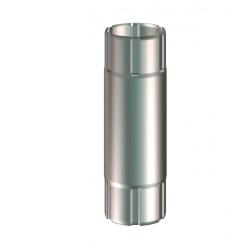Mellanstycke mst 87 500mm Silvermetallic