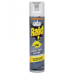 Getingspray raid by radar 0,3l