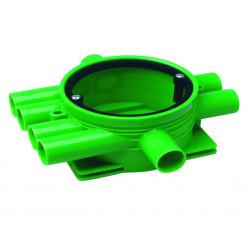 Kopplingsdosa edk-13 enk grön