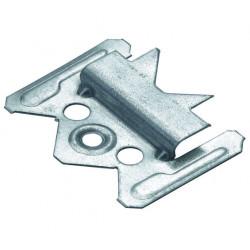 Panelclips spik fast 4mm 200st