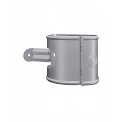 Stuprörssvep ssvu självlåsande Silvermetallic 045 87mm