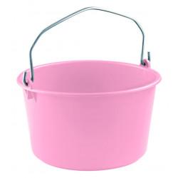 Murbrukshink plast rosa 17l