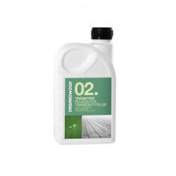 Träskydd 02. organowood Smuts&vattenskydd 1l
