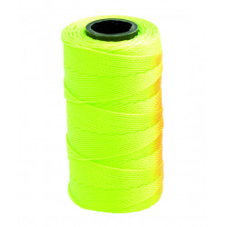 Murarsnöre polyester Neongrön 120m