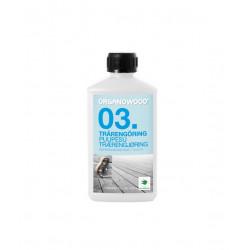 Trärengöring 03 organowood 0,5l