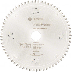 Cirkelsågklinga best multi 216x30mm 64t