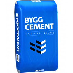 Byggcement 25kg