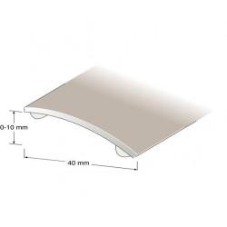 Nivålist platina 0-10mm 200cm