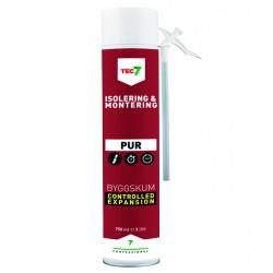 Byggskum pur aerosol 750ml