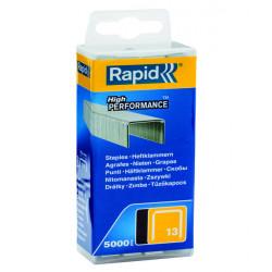 Häftklammer 13/10mm 5000st Pp box