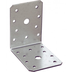 Vinkelbeslag 401u core 2,5x90x90x65mm