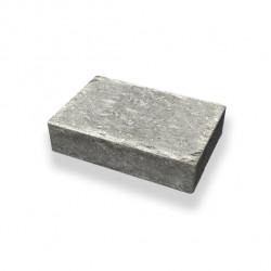 Marksten labyrint antik Helsten grå 210x140x50mm b