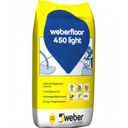 Golvspackel floor 450 light 45l