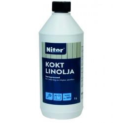 Linolja kokt 1l 918303