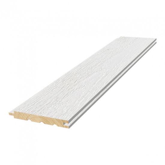 Panel rough vit s 0502-y gran Ändspont 14x145x5100 6st