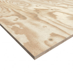 Plywood k20/70 vänerply c+/c Ts gran 15x2500x1200mm